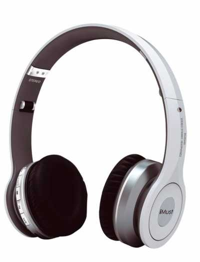 AURICULAR BLUETOOTH CON RADIO FM Y MP3 IMUST MANOS LIBRES