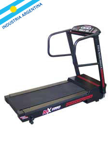 CINTA DE CORRER PROFESIONAL MOTORIZADA POWERFORCE MX plus