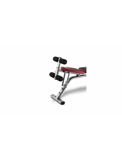 BANCO DE MUSCULACION MULTIANGULAR BH G320 OPTIMA