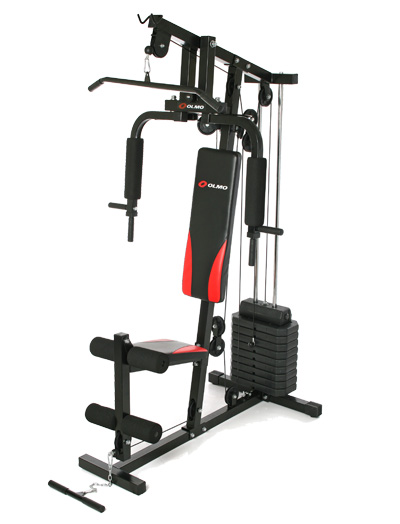 Multigimnasios power force equipamiento para - Maquinas para gimnasio en casa ...